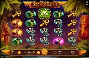Book of Oziris Slot ou la volonté de GameArt d'aller de l'avant