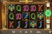 Book of Sun Multichance, un exemple flagrant de plagiat sur une machine à sous en ligne
