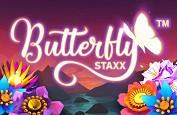 Netent délivre les papillons de lumière de la machine à sous Butterfly Staxx