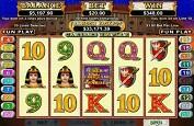 Série de gains pour 75.900$ sur la machine à sous Caesar's Empire de RTG