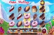 Habanero prépare la machine à sous Cake Valley pour les plus gourmands