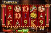GameArt partage une nouvelle machine à sous appelée Caligula