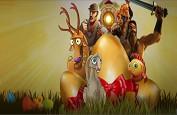 Chasse aux œufs de Pâques sur Casino Extra du 13 au 17 avril