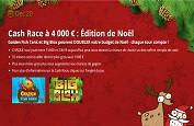 Les promotions de Noël continuent sur Casino Noir