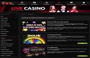 Florilège de nouvelles machines à sous et de promotions sur Casino777.be