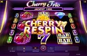 Sortie officielle de la machine à sous Cherry Trio et tournoi à 4.000€ sur Casino Noir
