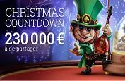Christmas Countdown ! 230,000€ de prix à gagner jusqu'au 31 décembre, exceptionnel !