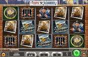 Cops'n'Robbers, le duel entre policiers et voleurs débarque sur les casinos Play'n GO