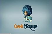 Découvrez la machine à sous Cosmic Fortune sur le casino en ligne La Romère