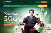 Découvrez le parrainage sur CresusCasino et gagnez 50 euros gratuit