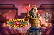 Dawn of Egypt, nouvelle slot Play'n GO dynamique !