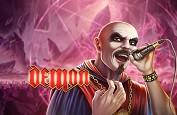 Demon, la machine à sous sur le groupe de musique du même nom, avec plusieurs modes de tours gratuits