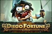 Diego Fortune, un explorateur atypique mais au nez fin, par Booongo
