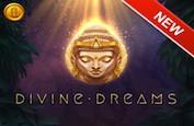 Une machine à sous unique à découvrir en ce début d'année : Divine Dreams