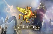 Divine Fortune ou comment mixer mythologie grecque et jackpot progressif !