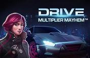 Netent sort une nouvelle slot pour les acharnés de la route - Drive: Multiplier Mayhem