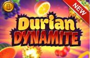 Durian Dynamite, la nouvelle machine à sous Quickspin entièrement en 3D