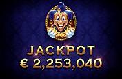 Nouveau jackpot Empire Fortune pour 2,253,040€