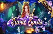 Faerie Spells, une ambiance angélique saupoudrée de quatre jackpots !