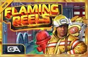 Flaming Reels, les pompiers de la dernière machine à sous GameArt