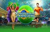 Un nouveau jeu de Playtech spécial Coupe du Monde 2014: Football Carnival