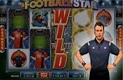 Microgaming propose deux nouvelles machines à sous: Football Star et Cool Wolf