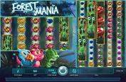 Forest Mania, la nouvelle petite bombe des studios iSoftBet