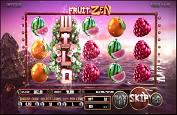 Une nouvelle machine à sous de Betsoft spéciale relaxation - Fruit Zen