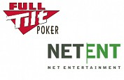 Les jeux Netent débarquent sur la plateforme de poker Full Tilt
