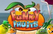 La slot Funky Fruits s'exprime avec un jackpot de 1.411.485$