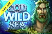 Machine à sous God of Wild Sea : Serez-vous digne de l'imposant Poséidon ?