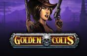 Golden Colts : défendez la ville au côté du shériff avec cette nouvelle slot Play'n GO