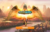 Nouvelle slot Golden Glyph disponible avec son bonus de 1,000€  !