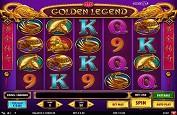 Play'n'go sort une nouvelle machine à sous: Golden Legend