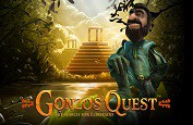 Gonzo's Quest, l'une des meilleures machines à sous jouables sur le net