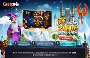 Gratowin, le nouveau casino en ligne parfait pour les jeux à gratter, offre 7€ à l'inscription