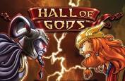 Hall of Gods, la slot Netent et son jackpot progressif étonnant !