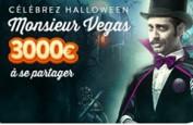 Gagnez un voyage en Ecosse grâce à la loterie d'Halloween de Monsieur Vegas