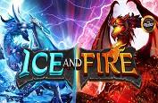 Ice and Fire, nouvelle slot Yggdrasil à découvrir avec 300€ de bonus