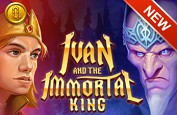 Ivan and The Immortal King, la slot disponible sur les casinos en ligne Quickspin
