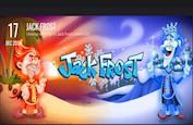 Jack Frost, une machine à sous hivernale à découvrir au chaud !