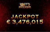 Jackpot Joker Millions de 3,4€ millions, remporté avec une mise de 0,70€ !