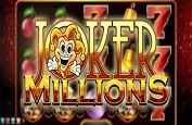 Jackpot de 915.861€ sur la machine à sous en ligne Joker Millions