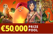 Promotion Yggdrasil Gaming à 50,000€ du 22 au 28 septembre