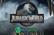 La machine à sous Jurassic World de Microgaming enfin disponible