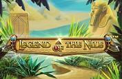 Legend of the Nile, nouvelle création Betsoft sur l'Egypte Antique