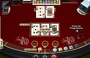 Jackpot jeu de table - 182.363$ avec le Let'Em Ride de RTG