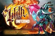 Lilith's Inferno, nouvelle slot Yggdrasil et son bonus de 131€