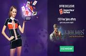 Bonus Exclusif InspecteurBonus sur Lucky8 ! 150 Free Spins en plus du bonus de bienvenue