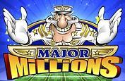 Jackpot progressif de Major Millions pour 1.185.047$